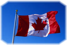 National Flag of Canada Day - © corbis